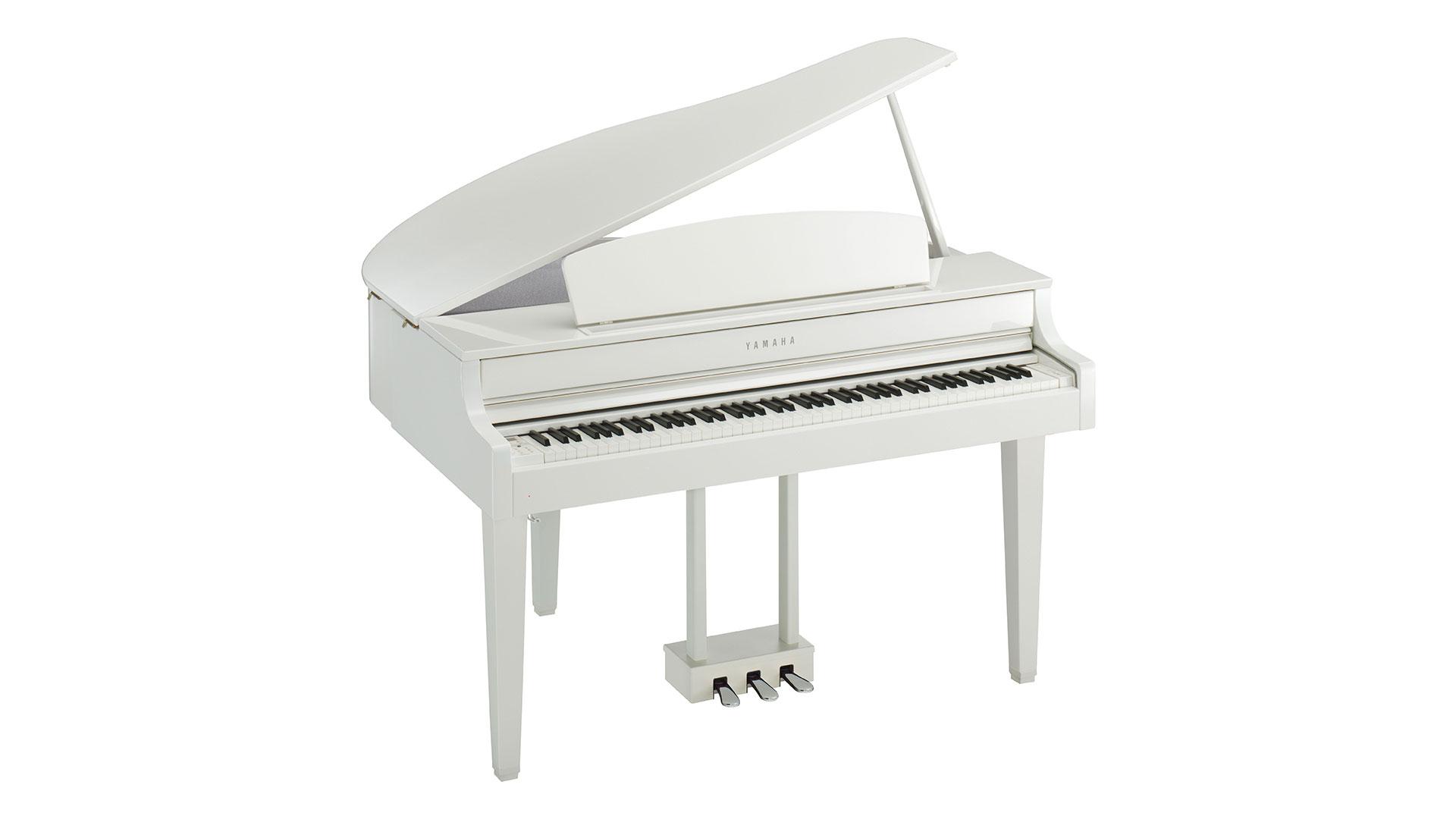 clp 665 gp yamaha clavinova digital grand piano buy online yamaha digital pianos. Black Bedroom Furniture Sets. Home Design Ideas