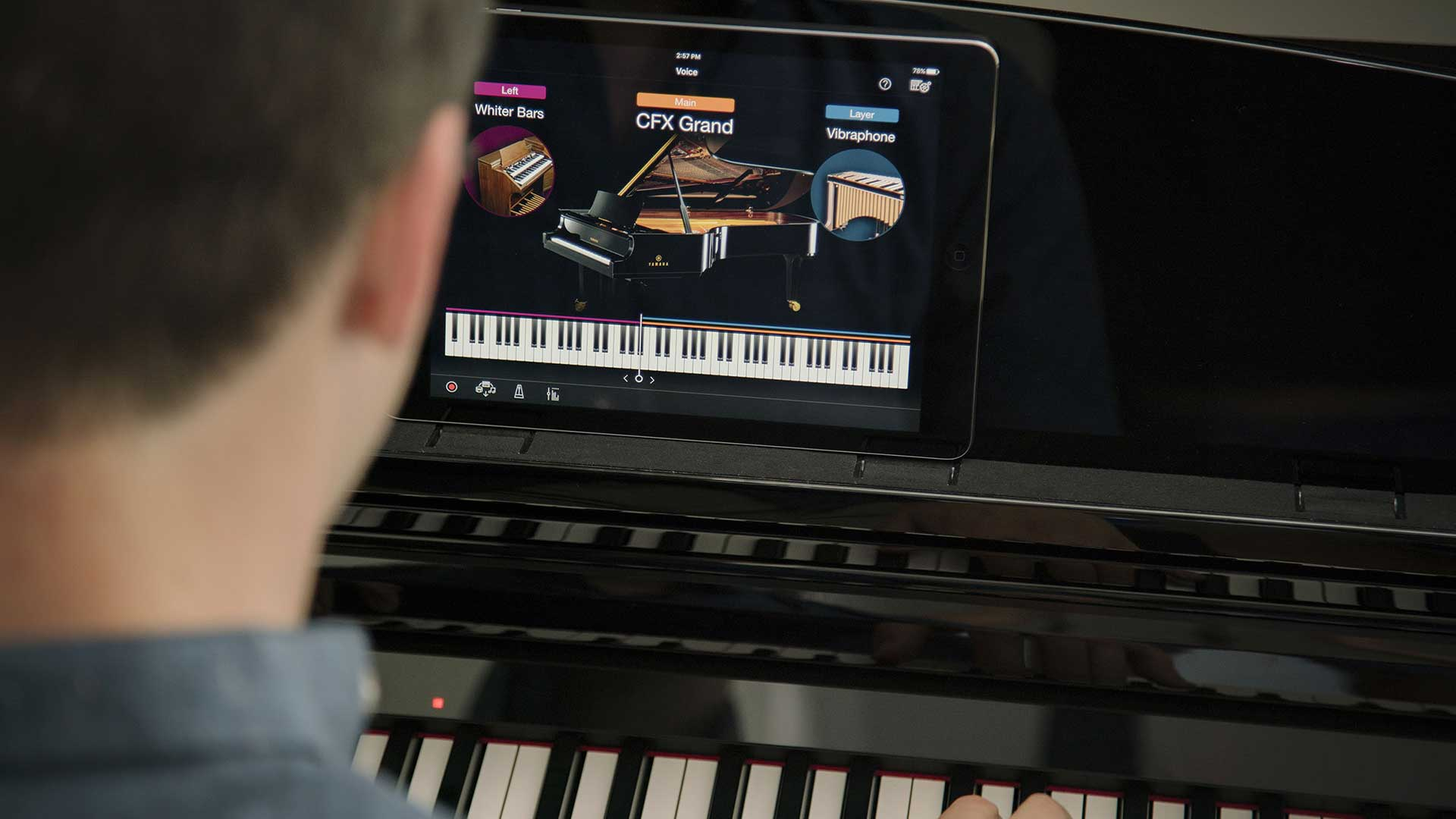 csp 170 yamaha clavinova digital piano buy online yamaha digital pianos electronic piano. Black Bedroom Furniture Sets. Home Design Ideas