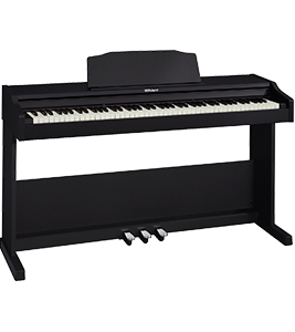 The Roland RP-102 Digital Piano