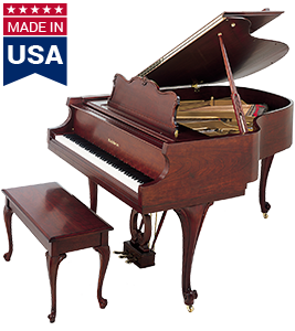 225 American Baldwin Baby Grand Piano