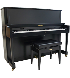 B-243 Baldwin Hamilton Studio Upright Piano