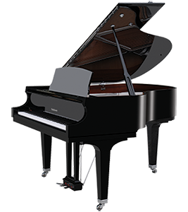 BP-165N Baldwin Baby Grand Piano