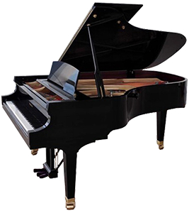 The Baldwin BP-211 Grand Piano