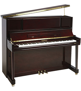 BP-3T Studio Baldwin Upright Piano