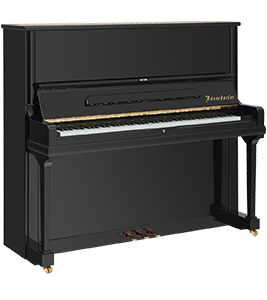 The 130 Bosendorfer Upright Piano