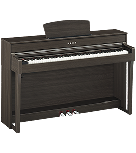 CLP-635 Yamaha Clavinova at Riverton Piano Company