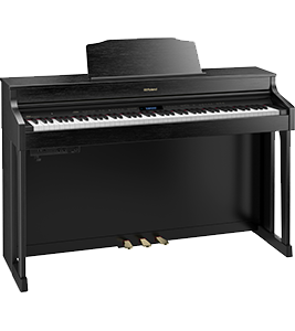 The Roland HP-603A Digital Piano
