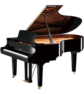 The C5X Yamaha Grand Piano