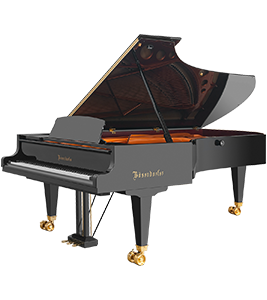 290 Bosendorfer Imperial Grand Piano