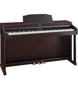 The Roland HP-601 Digital Piano