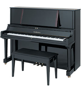 YUS5 Premium Yamaha Upright Piano
